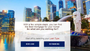 Home Loans & Refinancing Interest Rate Comparison in Singapore